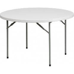 60 Round Table (plastic)