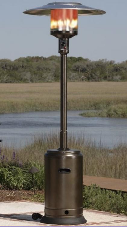 Patio Heater (with propane)