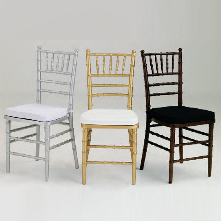Silver Chavari Chair