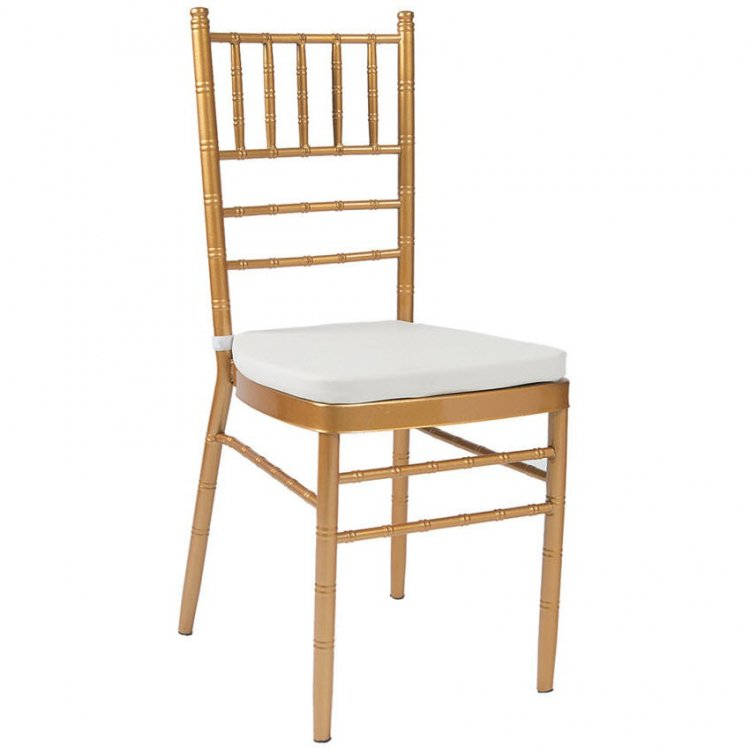 Gold Chavari Chair