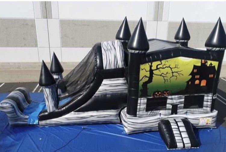 Halloween Bounce House Combo
