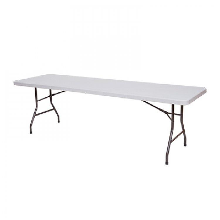 8ft Rectangular Table